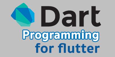 Dart Programming for flutter