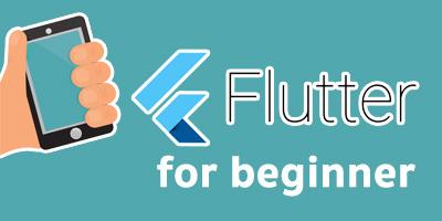 Flutter for beginner (สำหรับผู้เริ่มต้น)