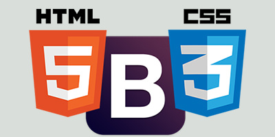 HTML 5 CSS3 and Bootstrap 4