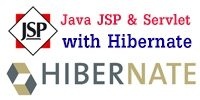 Java JSP & Servlet with Hibernate Framework