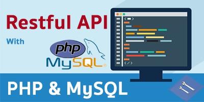 PHP 7 and MySQL Restful API