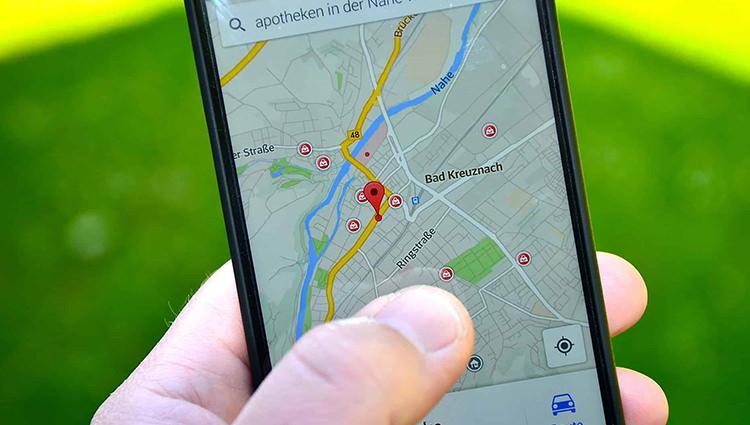 การใช้งาน Google Map ใน Ionic